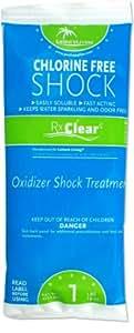 Rx Clear Chlorine Free Swimming Pool Shock (12 Pack)