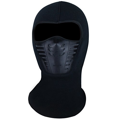 - Balaclava Face Mask, Winter Fleece Windproof Ski Mask for Men and Women