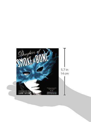 Daughter of Smoke & Bone by Little, Brown Young Readers