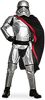 Disney Store Kids Star Wars Captain Phasma Costume