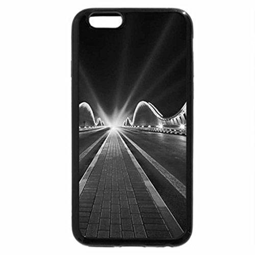 iPhone 6S Plus Case, iPhone 6 Plus Case (Black & White) - Architectural-Photography