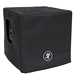 Mackie DLM12S Speaker Cover for Mackie, Black
