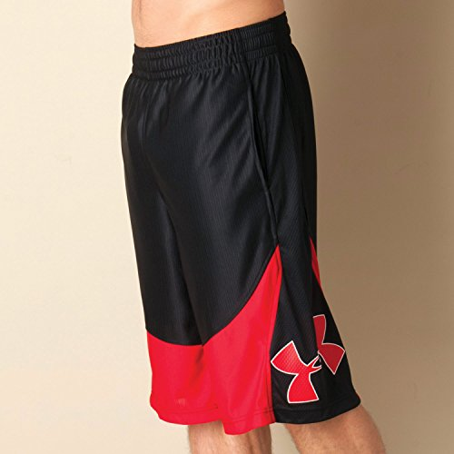 Under Armour Men's Mo' Money Basketball Shorts, Black (002), Medium