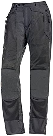 Pewter, Size 16 Olympia Moto Sports MP412 Womens Airglide 4 Mesh Tech Pants