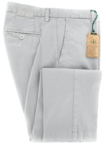new-luigi-borrelli-gray-solid-pants-extra-slim-34-50