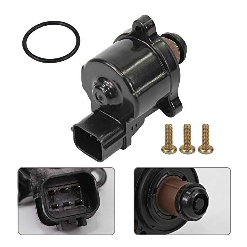 ZBN Idle Air Speed Control Valve Motor Fits MD628174 MD619857 MD628117 For Chrysler Sebring Dodge Stratus Mitsubishi Eclipse Galant Montero Sport 3.0L 3.5L V6 1999 2000 2001 2002 2003 2004 2005