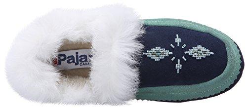 Boot Bianca Turquoise Pajar Navy Snow Women's wAqSStv