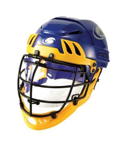 Bangerz HS-8000 Men's Lacrosse Helmet Eyeshield - Clear One Size