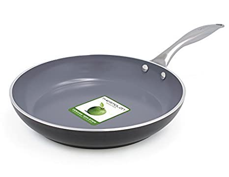 GREENPAN CERAMIC FRYPAN 28CM Frying Pans at amazon