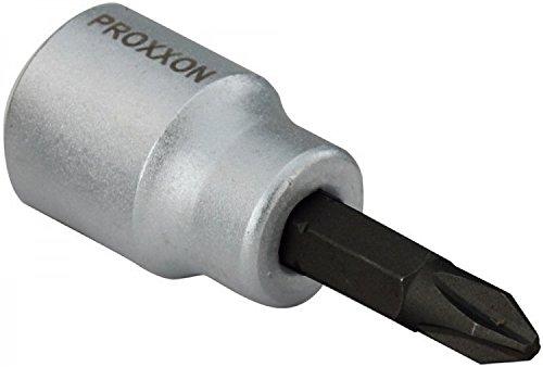 PROXXON 23470 PH2 Kreuzschlitzschrauben Einsatz Antrieb 12, 5mm (1/2') 5mm (1/2) PROXXON GmbH