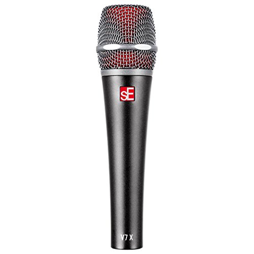 sE Electronics V7x Supercardioid Dynamic Instrument Microphone by SE Electronics