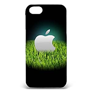 3D Personalized Design Apple Logo Protective Cover Case for Iphone 5/5s Apple Logo Phone Case
