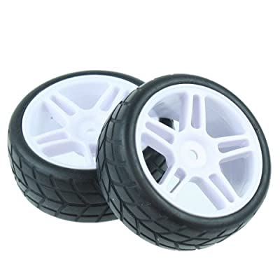 Redcat Racing 02185 On-Road Tires 12Mm Hex: Toys & Games