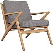 NyeKoncept Zain Lounge Chair, Fog