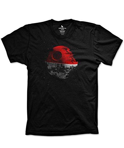 Poke Death Star shirt funny mashup video game movie shirt,