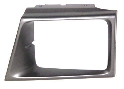 (OE Replacement Ford Econoline Passenger Side Headlight Door (Partslink Number FO2513141))