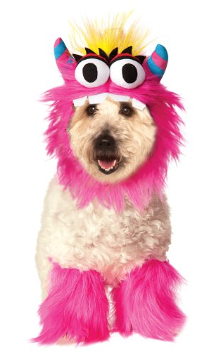 Rubie's Cute Monster Costume, Pink, Small -