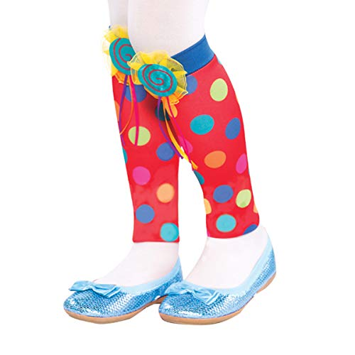 Lollipop Fairy Leg Warmers - Child | 6
