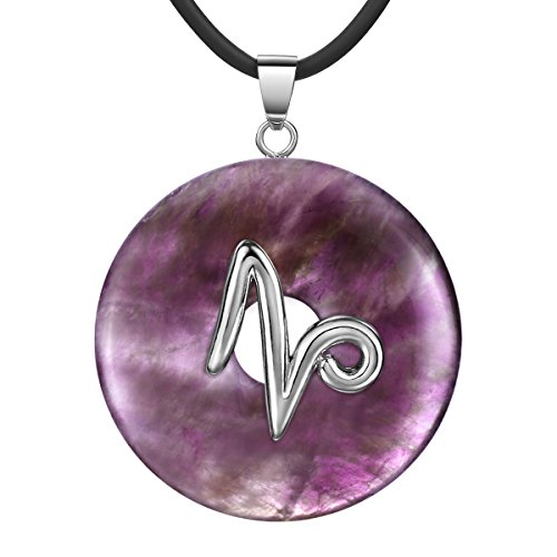 Natural Genuine Amethyst Crystal Necklace