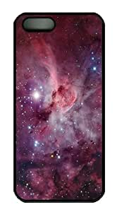 The Great Carina Nebula 2 Polycarbonate Hard iPhone 5s and iPhone 5 Case Cover - Black
