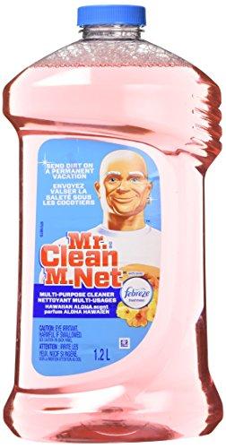 Mr. Clean Liquid All Purpose Cleaner with Febreze Hawaiian Aloha 40 oz(Pack of 3)
