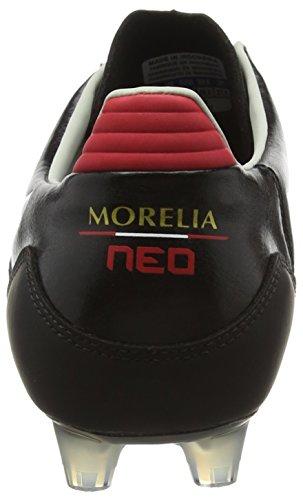 Mizuno Morelia Neo Kl Md Herren Fußballschuhe Black (Black/White/Red)
