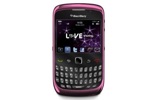 Blackberry Curve Screen - 9
