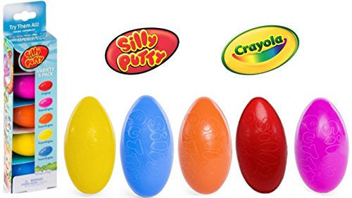 Silly Putty Eggs Party Pack