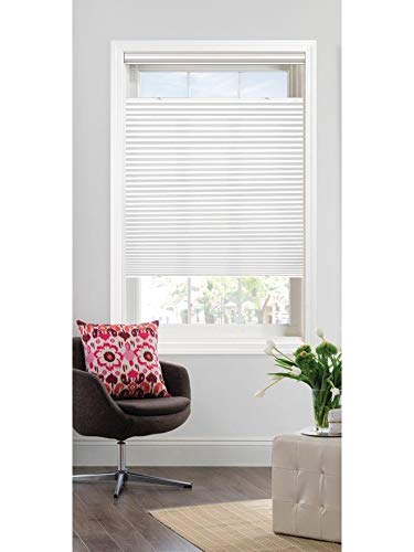 Bali Blinds Bottom-Up/Top-Down Cordless Cellular Shades Window Covering, 48x72, White