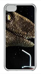 iPhone 5c case, Cute Monster iPhone 5c Cover, iPhone 5c Cases, Hard Clear iPhone 5c Covers