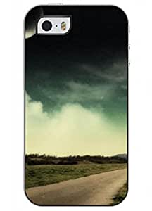 Popular Designed Fashion Design of New Moon and Country Road Cool Unique High Quality Snap On iphone 5 5s Case for Girls BY ATICASE