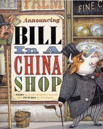 Download Bill in a China Shop PDF