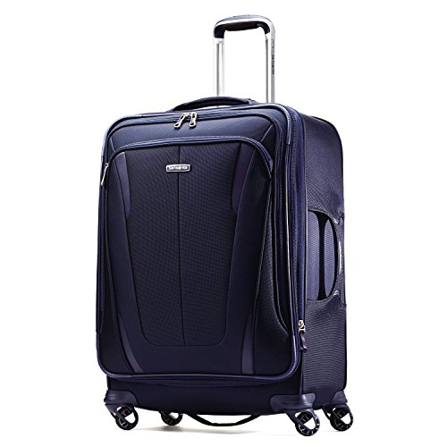 Samsonite Silhouette Sphere 2 Softside 25 Inch Spinner, Twilight Blue, One Size