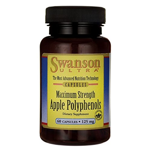 Swanson Maximum Strength Apple Polyphenols