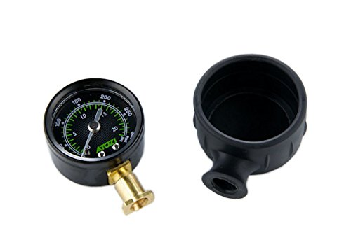 ATOZI Air Shock Pump with Gauge for All Harley Davidson Motorcycle AGS 14
