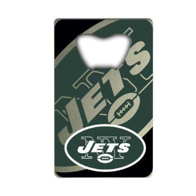 NFL New York Jets Credit Card Style Bottle Opener