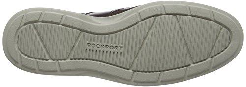 Cordones 2 Para Hombre Rockport Lite Dressports Zapatos burgundy Morado Oxford De Wingtip q8Y5R