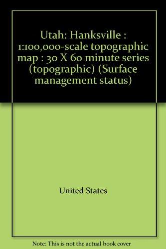 Utah: Hanksville : 1:100,000-scale topographic map : 30 - Hanksville Utah