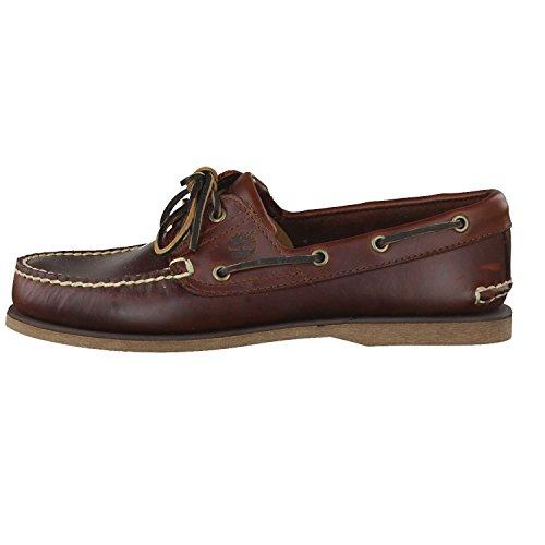 Timberland Classic 2 Eye - Zapatillas de Barco Para Hombre Braun