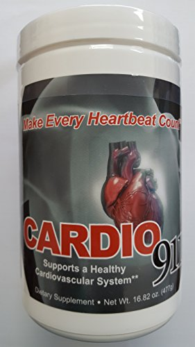 Cardio 911 Heart Health Nitric Oxide Product