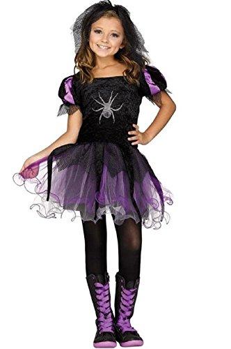 Spider Queen Child Costume (Large) ()