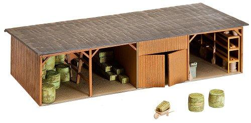 Faller 130523heno cobertizo de almacenamiento/taller Ho escala KIT de construcción