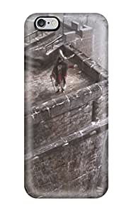 Lori Hammer's Shop Hot 6438068K59955951 Cute Appearance Cover/tpu Video Game Assassins Creed Case For Iphone 6 Plus