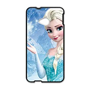Frozen fresh girl durable fashion Cell Phone Case for HTC One M7