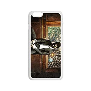Lonely Man Cell Phone Case for Iphone 6