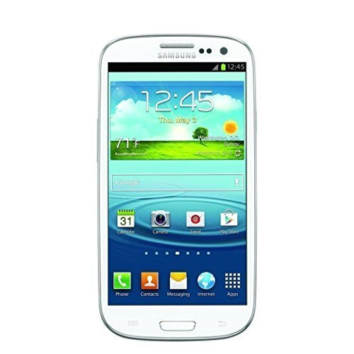 Samsung Galaxy S3-16GB Smartphone - Verizon - White (Certified Refurbished) (Cell Phone Camera 8 Mp)