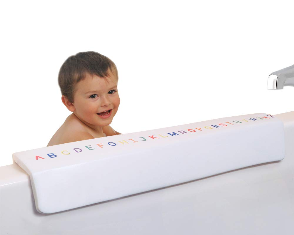 JSP Bath Tub Side Guard | Elbow Cushion and Pad for Baby Safety and Parent Comfort