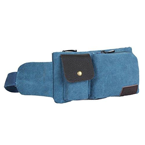 Win8Fong Waist Bags Blue - 1
