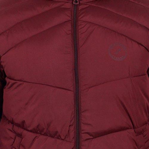 Jones Uomo Rosso Jacket amp; Jack Jorlanding Giacca Puffer 5S7xqnP