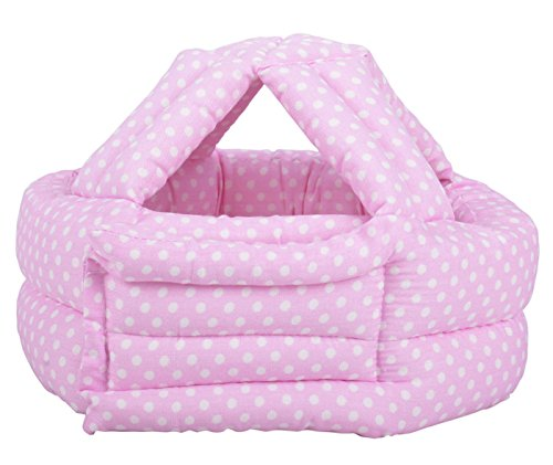BABY HEADGUARD PROTECTOR (PINK) - 3